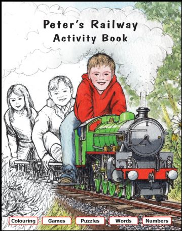 Peter's Railway <br> Activity Book